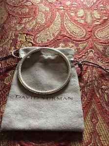 DAVID YURMAN authentic bangle bracelet