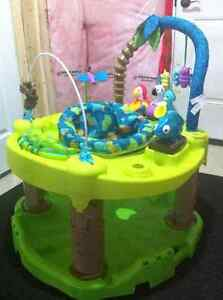 Evenflo Exersaucer - 3 Step Level (excellent condition)