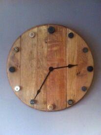Whisky Clock