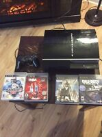 PS3 and 4 games