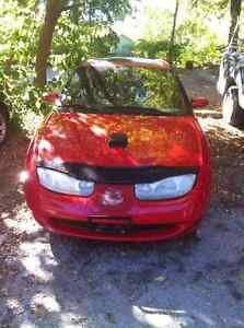 2001 Saturn S-Series SC1 Other