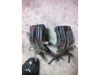 Vw golf rear callipers