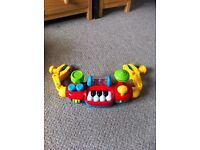 ELC musical buggy piano