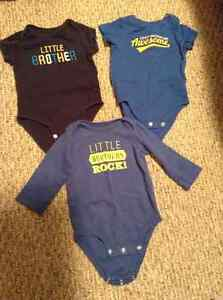 Little brother onesies 6-9 month size