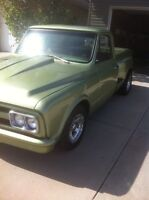 1967 GMC step side shortbox