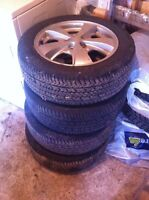 Summer tires 205 55 r16s