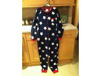 Star onesie size 8-10 only warn ones