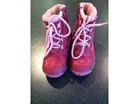 Girls boots kids size 7.5 UK