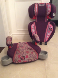 Graco 2-in-1 Highback Boosters