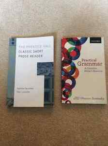Practical Grammar and Prentice Hall -Classic Short Prose Reader