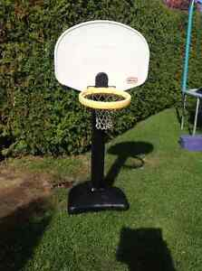 Panier de basket little tikes