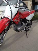 2010 Honda CRF 80 dirt bike