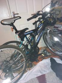 Vertigo man's bike 26 inch wheels