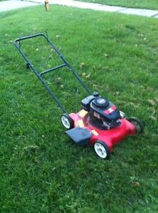 MTD 3.5 hp lawn mower