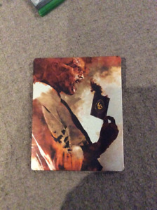CALL OF DUTY BLACK OPS III COLLECTORS EDITION STEEL CASE