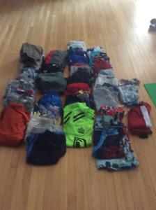 Boys clothing lot - size 4T