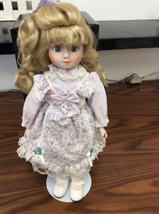 Collectible doll Amanda-1988