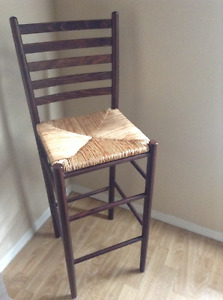 Woven Seat Chair