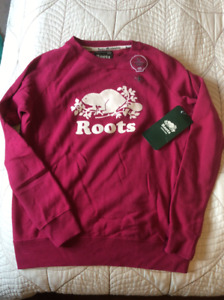 Multiple Women's Roots Sweats - all BNWT - all Size Small