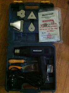 Electric heat gun kit asking $30 Cambridge Kitchener Area image 1