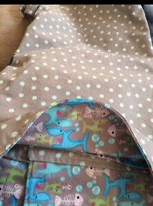 Car seat cover & blanket