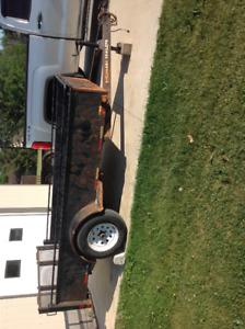 Canadian Utility trailer 5x10