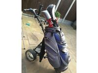 Wilson Golf Clubs WT100 Deep Red