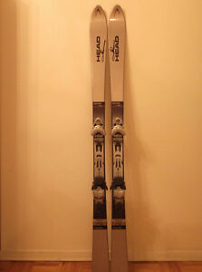 Head Skis 170m and Poles