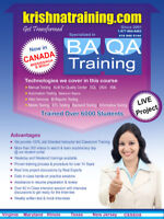 QA TRAINING/ BA TRAINING