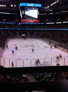 Toronto Maple Leafs @ Ottawa Senators Opening night Sat. Oct.12
