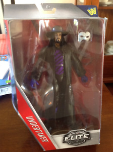 WWE Elite Collection - Undertaker. Ultimate Warrior. Magnum T.A.