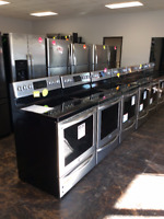 HUGE SELECTION OF NEW AND USED REFURBISHED DISCOUNT APPLIANCES Bedford Halifax Preview