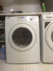 Full Size Samsung Front Loading Dryer