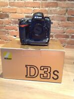Nikon D3S Body/Boitier- Excellent condition!