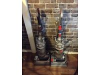 2 X DYSON HOOVERS. £60