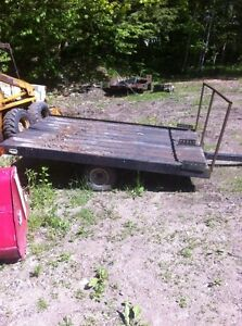 Snowmobile trailer $600 or best offer