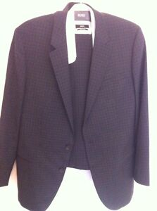 Hugo Boss suit  new costume + shirt + bag