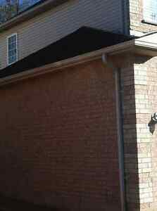 Soffit, Siding, Fascia & Trough Repair Cambridge Kitchener Area image 1