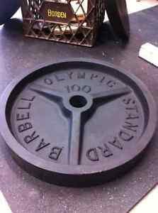 Looking to purchase steel weight plates Cambridge Kitchener Area image 4