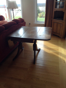 Antique Duncan Fyfe dining table
