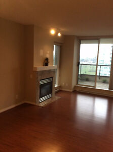 Large Central Burnaby apartment with large patio