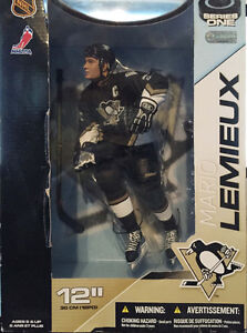 NHL Sportspicks 12 Inch Series Mario Lemieux (Pittsburgh)
