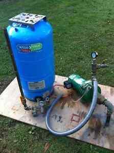 Jet Pompe a eau et Réservoire