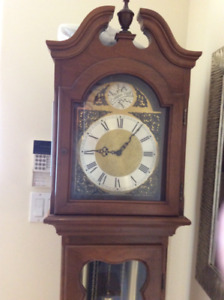 Grandfather clock, buy locally crafted