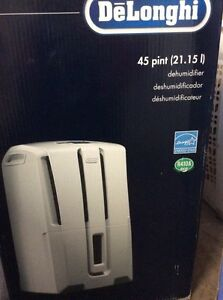 DeLonghi Brand New Dehumidifier