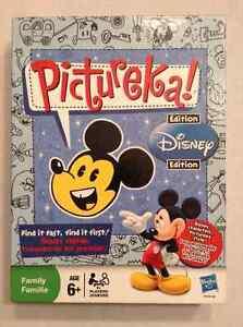 Pictureka édition Disney (6 ans +) Comme neuf!