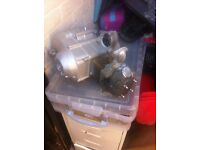 Pit bike parts job lot