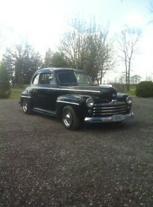 48 ford super deluxe street rod