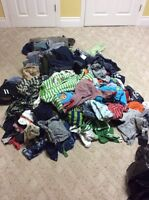 Boys lot 0m to 2t. 150 items