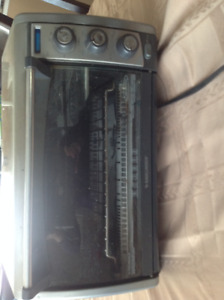 Black & Decker convection oven